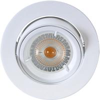 Artos LED Downlight 240V 6,5W GU10 Matt Hvit IP23