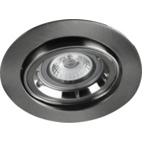 Artos COB LED Downlight 5W GU10 230V Børstet Stål