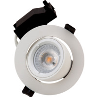 Artos 45 LED Matt Hvit
