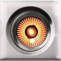 Gyro Frame WarmDim 1 Børstet Stål