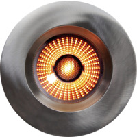 Limbo Integral 10W Warmdim Downlight Børstet Stål