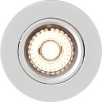 Alfa 360-tilt LED Warmdim 8W Matt Hvit IP44