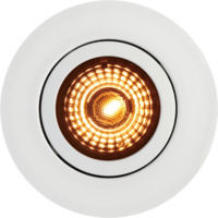 Alto Tilt LED Downlight warmdim 6W Matt Hvit