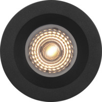 Alfa Soft LED Downlight 10W Matt Sort IP44