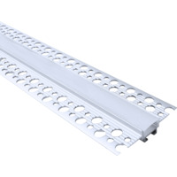 Aluminiumsprofil for innsparkling 2m 5712