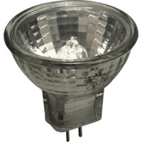 Halogen MR11 12v ALU 8w(10w)36° 2500t