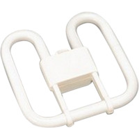 Kompaktlysrør 2D 16W/835 Hvit 4pin 10000t