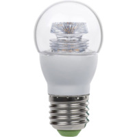 LED Krone 4,5W E27 Crystal