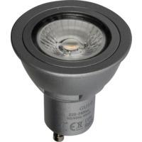 LED Pære Warmdim 4,2W Sølv GU10