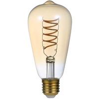 LED Filament Flex 5W E27 Gyllen ST64