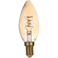 LED Filament Flex 3W E14 Gyllen DC35