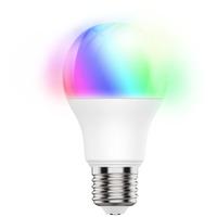LED Pære 9,5W RGBW E27 ZigBee
