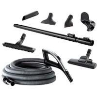 Flexit sentral.slange m/tilbehør 12m LED CVR