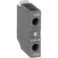 Hjelpekontakt CA4-10, 1NO frontmontert ABB
