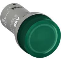 Signallampe Grønn, LED, CL2-502G 24VAC/DC ABB