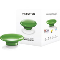 Fibaro The Button grønn Z-Wave