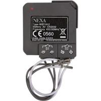 Wireless 2-kanals sender WBT-912 Nexa