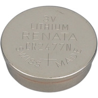 Batteri type 2 CR2477N Lithium 3V CBTZ-00/02