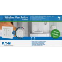 xComfort Wireless Ventilation Startpakke CPAD-00/216