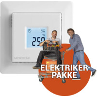 Ferdig montert termostat - Micro Matic MTC3
