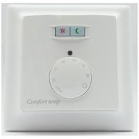 Varmecomfort Termostat 740 ECO Hvit