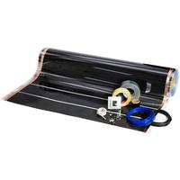 Foliekit Namron 14m² 100cm 60W/m 14,0m m/digital termostat
