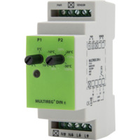 Multireg DIN+- termostat 3600W 16A