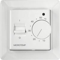 Termostat MTC 1991H Gulvføler HVIT Micromatic