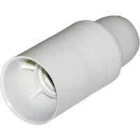 LAMPEHOLDER E14 HVIT