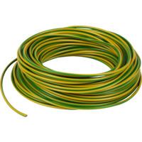 PN 2,5mm² Gul/Grønn Bunt 25 m