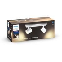 Philips Hue WA Runner Taklampe 2x5,5W Hvit inkl dimmebryter
