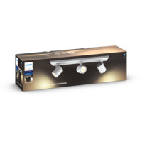 Philips Hue WA Runner Taklampe 3x5.5W Hvit ink dim