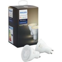 Philips Hue WA GU10 Lyskilde 5,5W 2pk