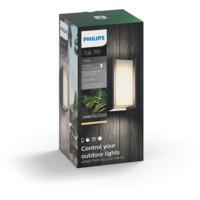 Philips Hue W Turaco Vegglampe 1x9.5W Sort