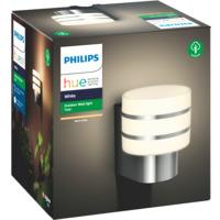 Philips Hue W Tuar Vegglampe 1x9,5W Sølv