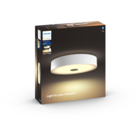 Philips Hue WA Fair Taklampe 39W Hvit inkl dimmebryter