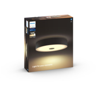 Philips Hue WA Fair Taklampe 39W Sort inkl dimmebryter