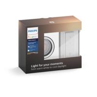 Philips Hue WA Milliskin Firkantet Downl. 5,5W Hvit m/dimmer