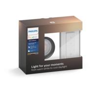 Philips Hue WA Milliskin Firkantet Downl. 5.5W Alu ink dim