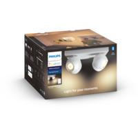 Philips Hue WA Buckram Taklampe 4x5,5W Hvit inkl dimmer