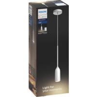 Philips Hue WA Devote Nedhengt Taklampe 9,5W Hvit