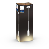 Philips Hue WA Devote Nedhengt Lampe 9.5W Hvit Forlengelse