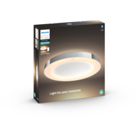 Philips Hue WA Adore Taklampe 40W IP44 Krom m/dimmer
