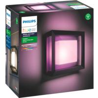 Philips Hue WCA Econic Vegg/Taklampe Sort