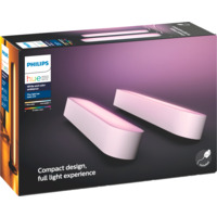 Philips Hue WCA Play 2PK Hvit