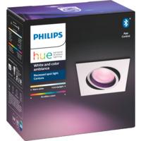 Philips Hue W Centura Spotlight Hvit Firkantet 5.7W BLT