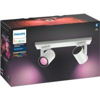 Philips Hue WCA Argenta Dobbel Spotlight Hvit 5.7W BLT