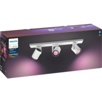 Philips Hue WCA Argenta Trippel Spotlight Hvit 5.7W BLT