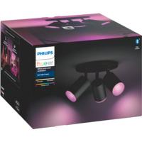 Philips Hue WCA Fugato Trippel Spotlight Sort 5.7W BLT