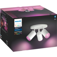 Philips Hue WCA Fugato Trippel Spotlight Hvit 5.7W BLT